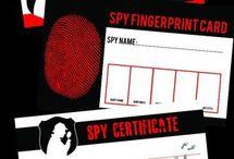 spionage feestje
