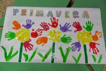 escuela infantil trabajar  Primavera