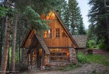 Dusty's Dream Log Cabin / by Courtney Clements
