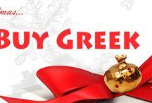 Buy GREEK For Christmas / BuyGREEK4Xmas