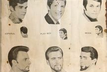 Vintage mens hair cuts