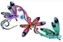 tattoo ideas / by Debra Cole