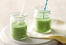 Smoothies and healthy drinks