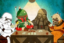 Star Wars / by Erin Vardous