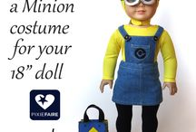 Doll Clothes for Maylee / by Ginger Benedict