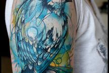 Tatoo :: Birds