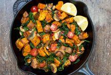 Gluten-free, vegan recipes