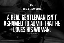 A Gentleman~