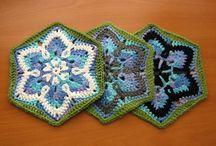 Fluff stuff / Crocheting, knitting....