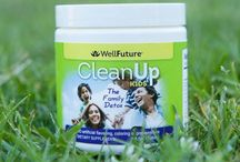 CleanUp The Detox Revolution for the Whole Family