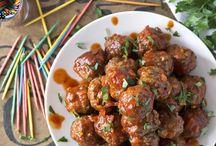 Meatball Ideas