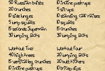 Healthy Exercise Routine