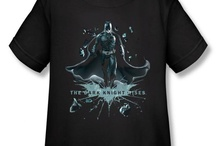Dark Knight Rises Kids & Youth T-Shirts / Dark Knight Rises officially licensed youth and kids t-shirts. Also available in Mens and Womens sizes. / by SimplySuperheroes.com