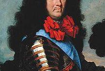 Luigi XIV e la monarchia assoluta / Raccolta di immagini riguardanti il governo di Luigi XIV