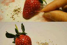 Strawberry / Земляника