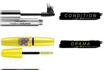 ~ Mascara / Make-up