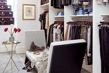 Closets! / by Anna Sawyer