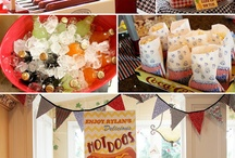 my pinterest parties / by Lynette Ramirez