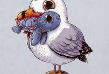 leuke vogels