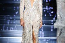 Zuhair Murad Alta Costura / A alta costura e os modelos fabulosos inspirados numa noite de estrelas