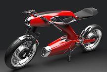 MC | Concept Bikes