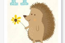 Hedgehogs / by Dawn Spruill