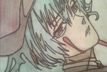 Anime drew by me