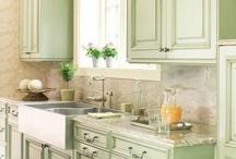 ♥vintage kitchens♥