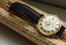 Quelle heure est il? / Antique, vintage and fun wrist-watches. / by Greg Perigo