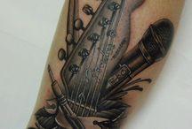 Tony tattoo