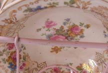 Prachtig oud serviesgoed