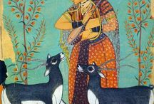 Индийские Картины