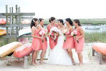 Bridesmaids Dresses- Louie's Tux Shop