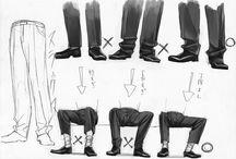 desenho de roupa