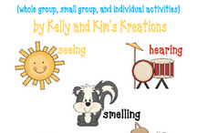 Five Senses / Our five senses include seeing, smelling, tasting, touching, and hearing. We use sight, smell, taste, touch, and sound to help us learn about our environment. These ideas for teachers are for prek, kindergarten, first grade, and second grade classrooms.