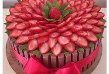 ideias em bolos