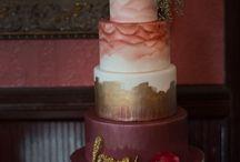 Amy's wedding cake