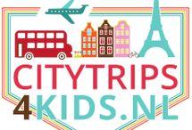 Citytrips met kids