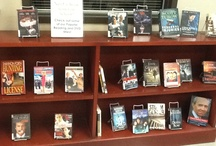 Summer Book & DVD Picks / Need a break from law school? Take a look at this selection from our Popular DVD and Popular Reading collections.  Great for those lazy summer days!