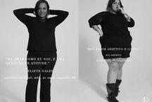 """#Eu Visto Plus Size / Manifesto do tamanho!!  A Kauê Plus Size defende que as mulheres não devem se sentir pressionadas a terem um determinado corpo, e sim assumirem o tamanho """"fora do padrão"""", pois o """"Estilo não está no tamanho, está na atitude!"""""""