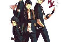 Cartoon to anime