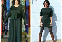 Re-fashion / Nuove idee per vecchi abiti