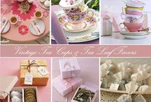 Tea Party / by Kimberlie Kohler Designs