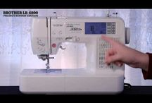 SEW & EMBROIDER: Brother SE400 / LB6800 PRW / Anything to do with the Brother SE400 aka LB6800 PRW machines. / by Julie Strangfeld