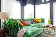 Greenery / Pantone's Color of the Year 2017 - How to use Greenery in your home