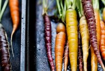 lavish vegetables / I once worked at a produce market. Vegetables can be vibrant and stunning, like little unsung hero's of creation. Here is an ode to them.