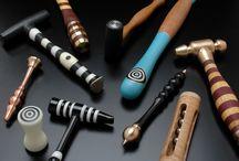 Sue Aygarn-Kowalski: Striking Tools and Studio Jewlery - Mobilia Gallery