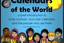 World calendars