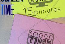 Screen time / by Julia Karn