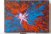Bleu Corail '''' Silence des couleurs de la mer !